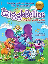 The GiggleBellies Musical Adventures Volume #1 のサムネイル画像