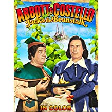 Abbott and Costello Jack and the Beanstalk (in Color) のサムネイル画像