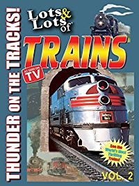 Lots & Lots of Trains - Thunder on the Tracks のサムネイル画像