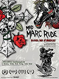 MAD MARC RUDE: BLOOD, INK & NEEDLES のサムネイル画像
