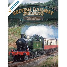 BRITISH RAILWAY JOURNEYS: THE SEVERN VALLEY & THE COTSWOLDS のサムネイル画像