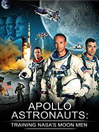 APOLLO ASTRONAUTS: TRAINING NASA'S MOON MEN のサムネイル画像