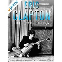 ERIC CLAPTON - THE 1960S REVIEW のサムネイル画像
