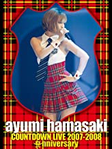 ayumi hamasaki COUNTDOWN LIVE 2007 -2008 Anniversary のサムネイル画像