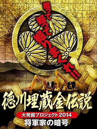 徳川埋蔵金伝説 大発掘プロジェクト2014 将軍家の暗号 のサムネイル画像