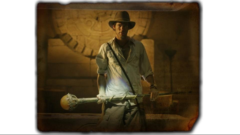 ジャック・ハンター クリスタル・ロッドの謎 のサムネイル画像