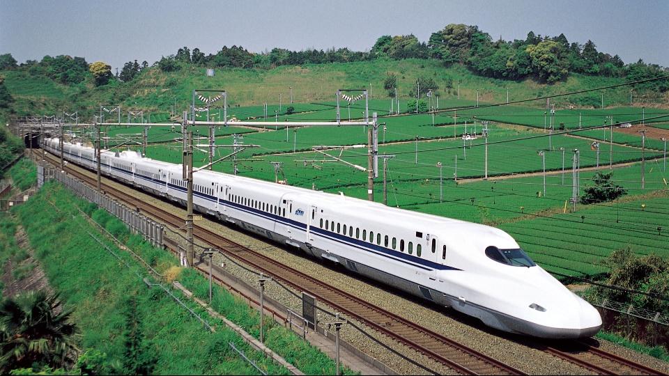 だいすき新幹線 東海道新幹線 のサムネイル画像
