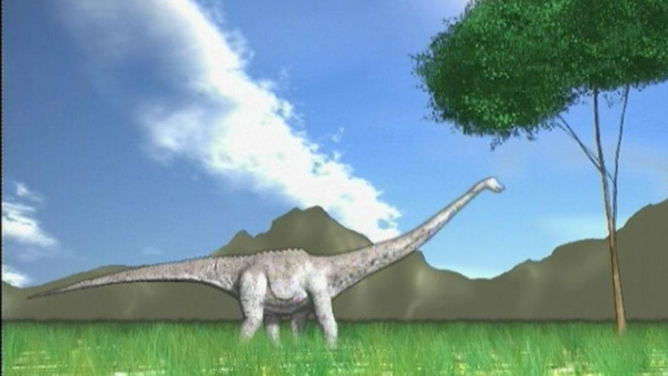 たんけん大好き!恐竜王国 EPISODE1 のサムネイル画像