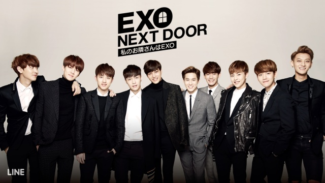 EXO NEXT DOOR 〜私のお隣さんはEXO〜 のサムネイル画像