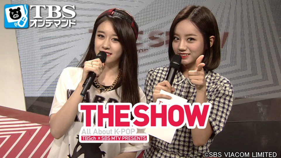 TBSCH×SBS MTV PRESENTS THE SHOW ALL ABOUT K-POP のサムネイル画像