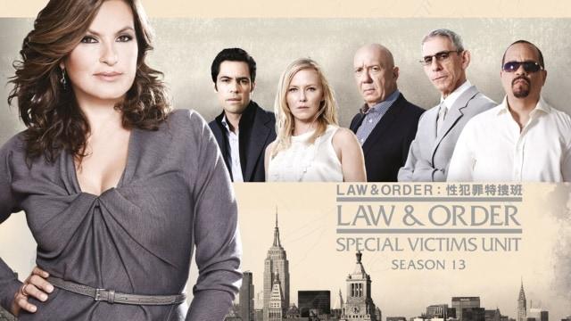 LAW & ORDER/ロー・アンド・オーダー:性犯罪特捜班 シーズン13 のサムネイル画像