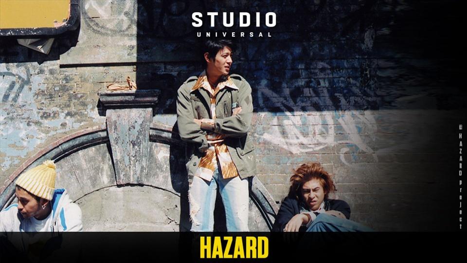 HAZARD/ハザード のサムネイル画像
