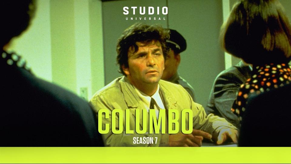 COLUMBO/新・刑事コロンボ シーズン7 のサムネイル画像