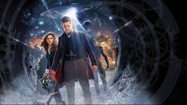 ドクター・フー シーズン08 クリスマススペシャル:ドクターの時 のサムネイル画像