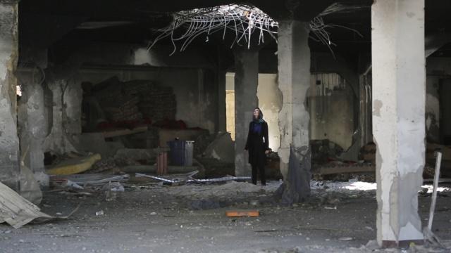 爆撃に苦しむイエメン/アワ・ワールド 世界は今 のサムネイル画像