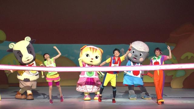NHKおかあさんといっしょ ファミリーコンサート ぽていじま わくわくマラソン! のサムネイル画像
