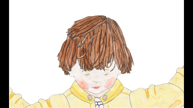 濡れた髪 のサムネイル画像