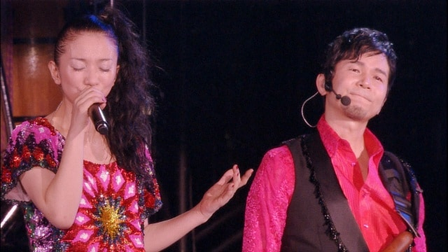 DREAMS COME TRUE - 未来予想図II(from DWL2007 Live Ver.) のサムネイル画像
