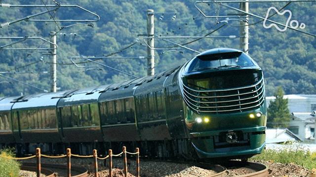 スーパーラグジュアリートレイン ニッポン再発見!西日本1500キロの旅 のサムネイル画像