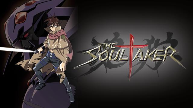 The Soul Taker~魂狩~ のサムネイル画像