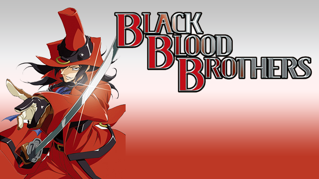 BLACK BLOOD BROTHERS のサムネイル画像