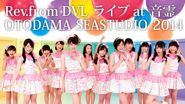 REV.FROM DVL ライブAT 音霊OTODAMA SEASTUDIO 2014 のサムネイル画像