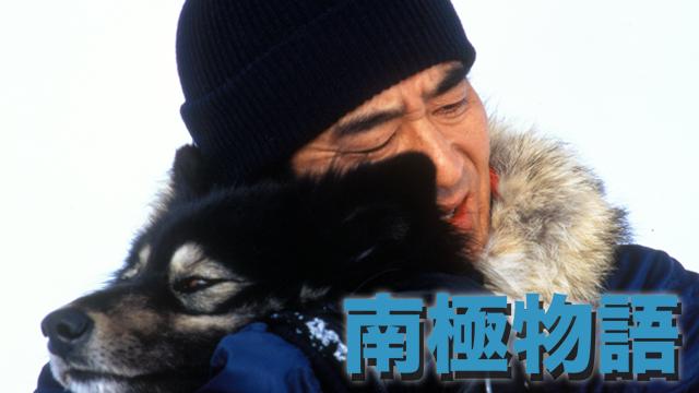 南極物語 (1983) のサムネイル画像