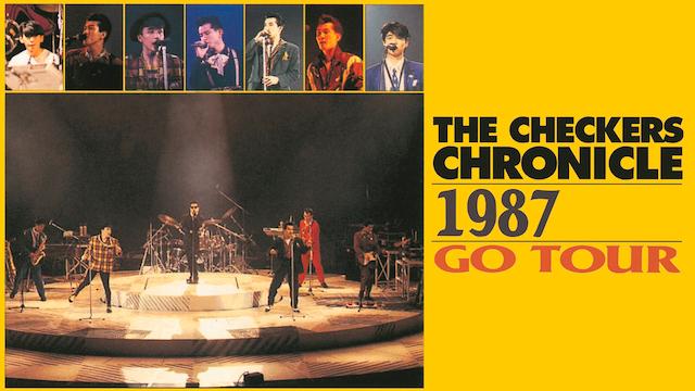 チェッカーズ 1987 GO TOUR のサムネイル画像