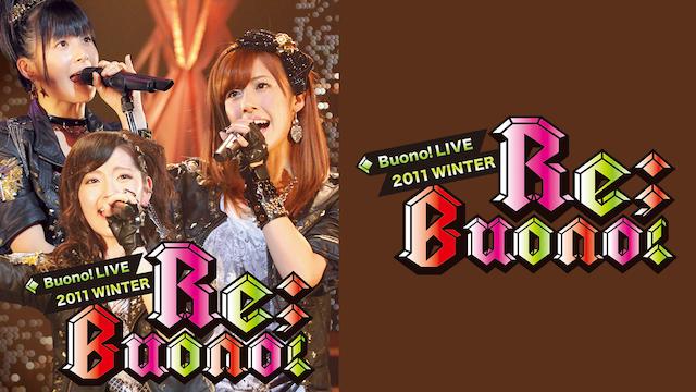 Buono!  ライブ2011WINTER 〜RE;BUONO! のサムネイル画像
