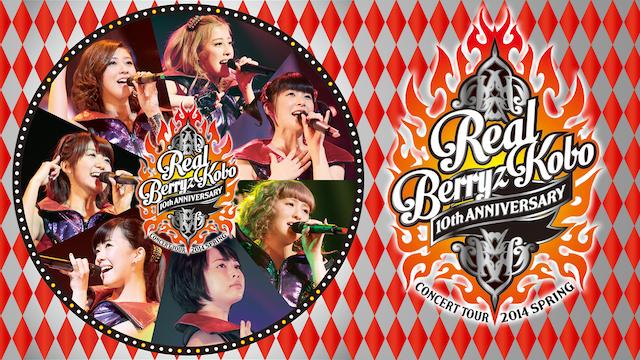 Berryz工房 コンサートツアー2014春〜リアルBERRYZ工房〜 のサムネイル画像