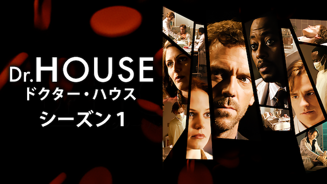 ドクター・ハウス/DR.HOUSE シーズン1 のサムネイル画像
