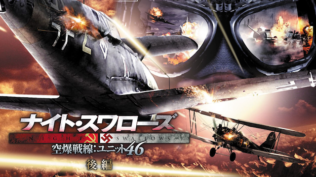 ナイト・スワローズ 空爆戦線:ユニット46 後編 のサムネイル画像