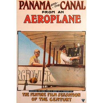 パナマ運河空撮 のサムネイル画像