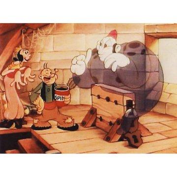 ポパイと魔法のランプ のサムネイル画像