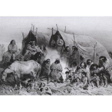 1928年 大草原に暮らす人々 のサムネイル画像