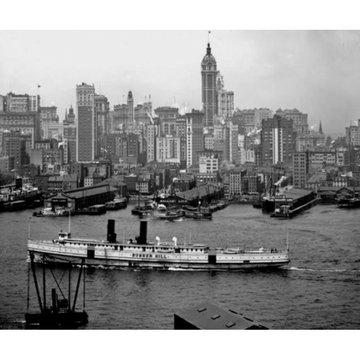 1903年の紐育港 のサムネイル画像