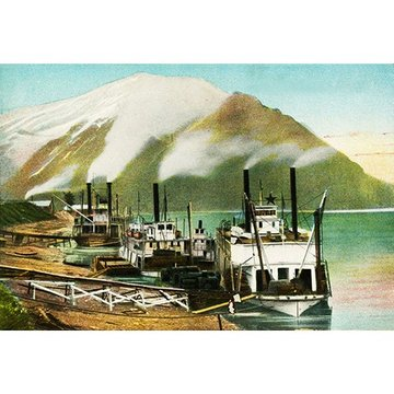 1932年のアラスカ 資料映像 のサムネイル画像