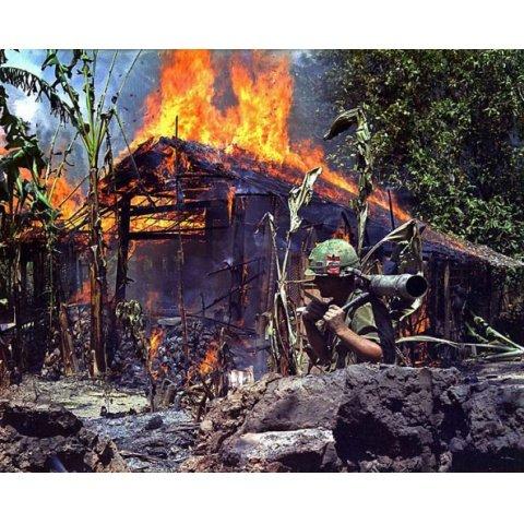 ベトナムの隠れた戦い ベトナム戦争資料映像 のサムネイル画像