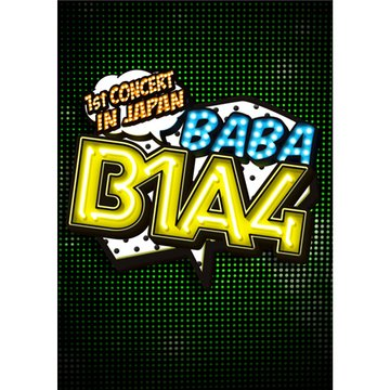 """B1A4 1st CONCERT """"BABA B1A4"""" IN JAPAN のサムネイル画像"""