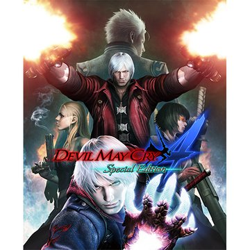 Devil May Cry 4 Special Edition PV のサムネイル画像