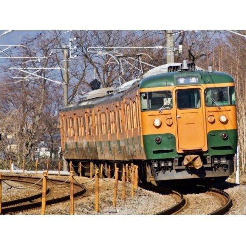 115系 上越線Vol.2(高崎~水上~高崎) のサムネイル画像