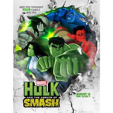ハルク:スマッシュ・ヒーローズ シーズン1 のサムネイル画像