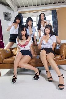 ミニスカ美脚美尻コレクション のサムネイル画像
