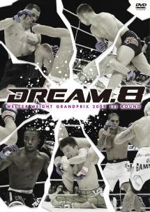 DREAM.8 ウェルター級グランプリ2009開幕戦 のサムネイル画像