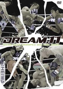 DREAM.11 フェザー級グランプリ2009 決勝戦 のサムネイル画像