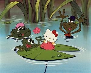 ハローキティのおやゆびひめ&けろけろけろっぴの大冒険ふしぎな豆の木・世界名作映画館 (HDリマスター) のサムネイル画像