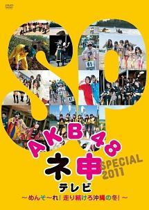 AKB48 ネ申テレビ SPECIAL~メンソーレ!走り続けろ沖縄の冬~ のサムネイル画像