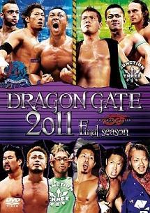 DRAGON GATE 2011 final season のサムネイル画像