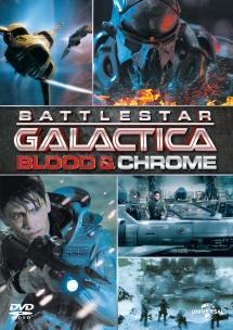 GALACTICA/スピンオフ【BLOOD & CHROME/最高機密指令】 のサムネイル画像