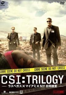 CSI:トリロジー -ラスベガス×マイアミ×NY合同捜査 - のサムネイル画像